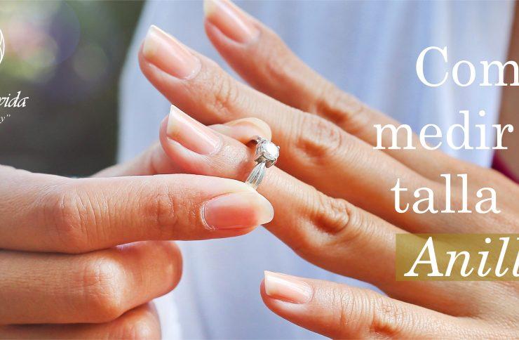 Cómo medir mi talla de anillo en casa