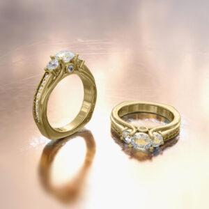 anillo-trinidad-oro-amarillo-18k-londres