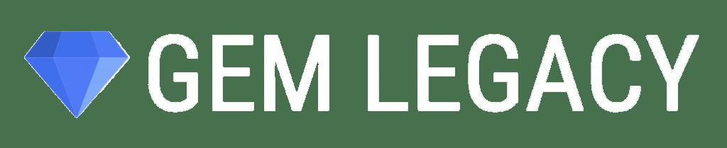 Gem Legacy Long Logo