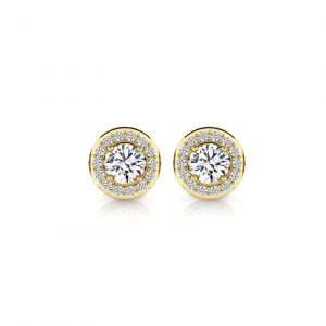 halo_earrings_aretes_de_oro_diamantes