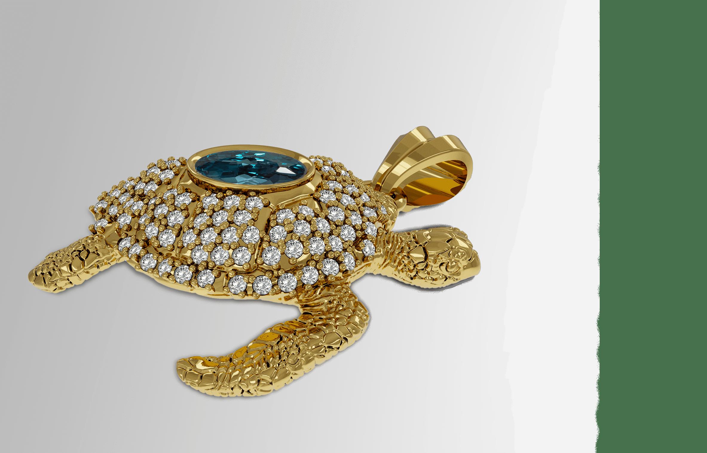 turtle gradient