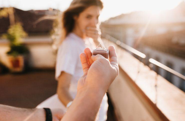 Forma del diamante de acuerdo a la personalidad de tu futura esposa.